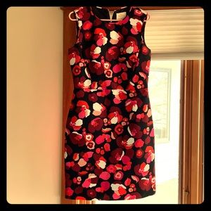 Kate Spade fitted dress
